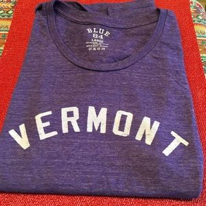 Tops - NEW Vermont short sleeve woman's cut